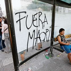 Fuera Macri | Foto:Cedoc