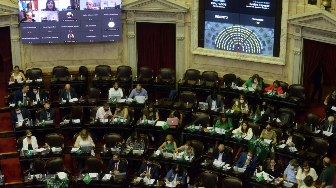 La Cámara de Diputados