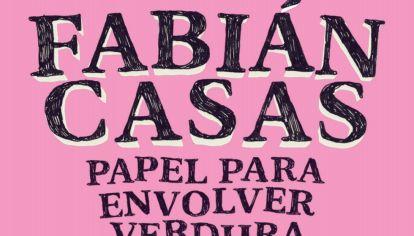 Libro de Fabián Casas
