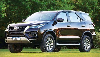 Toyota lanzaría un nuevo SW4 híbrido en 2022, ¿y Hilux?
