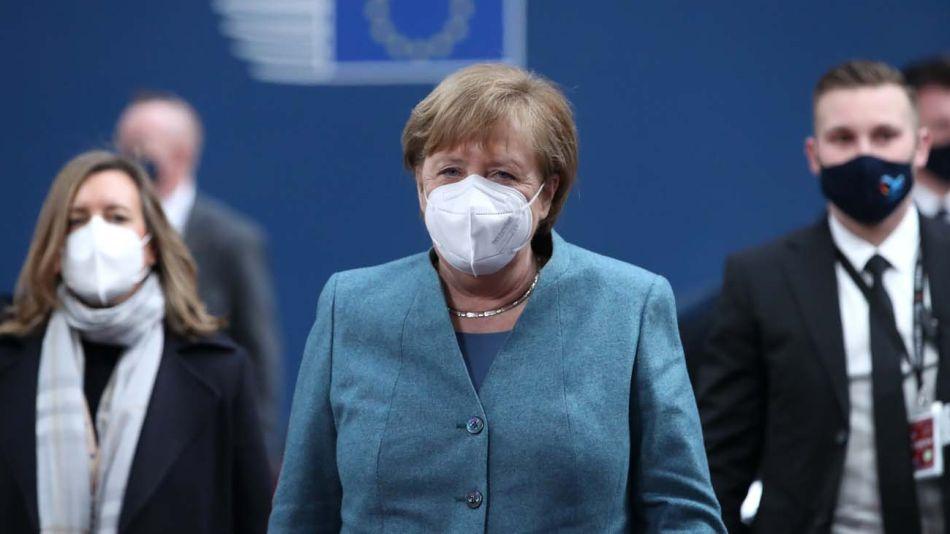 Angela Merkel 20201210