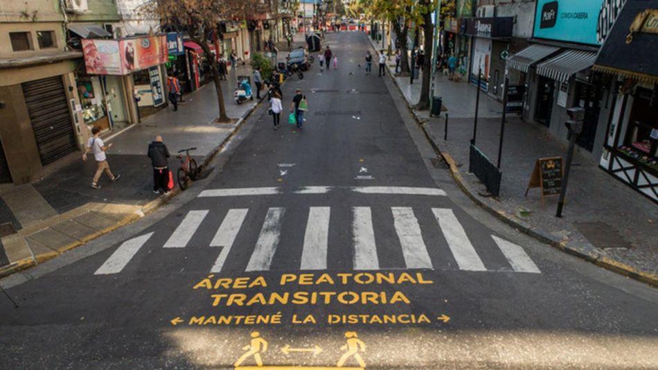 áreas peatonales  20201210