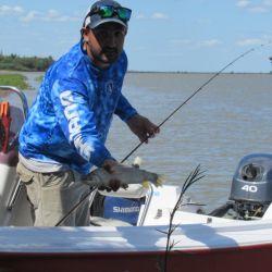Pesca con campamento en Baradero, una linda manera de volver a disfrutar de la actividad.