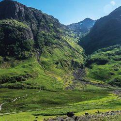 Las montañas cubren el 22 por ciento de la superficie del planeta.