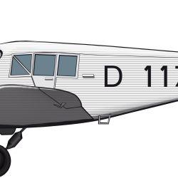 El J-3 fue otro de sus grandes inventos que revolucionó la industria de los aviones.