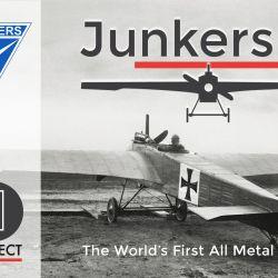 El 12 de diciembre de 1915 Hugo Junkers sorprendió al mundo con el J1, el primer avión completamente metálico del mundo.