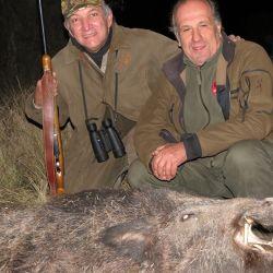 La noticia fue tomada con gran beneplácito por parte de los cazadores de Corrientes.