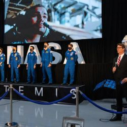 El vicepresidente de Estados Unidos, Mike Pence, realizó el anuncio desde el Centro Kennedy ubicado en Cabo Cañaveral (Florida).