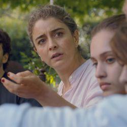 Érica Rivas en el rol de una madre, mujer y esposa en crisis.