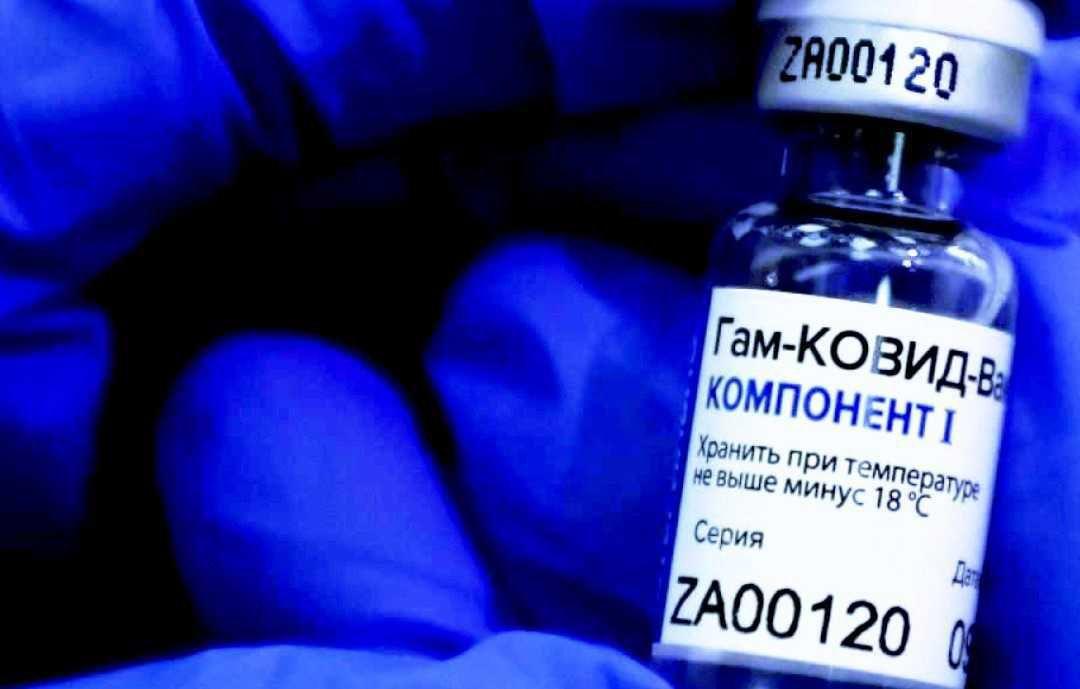 La vacuna rusa Sputnik V