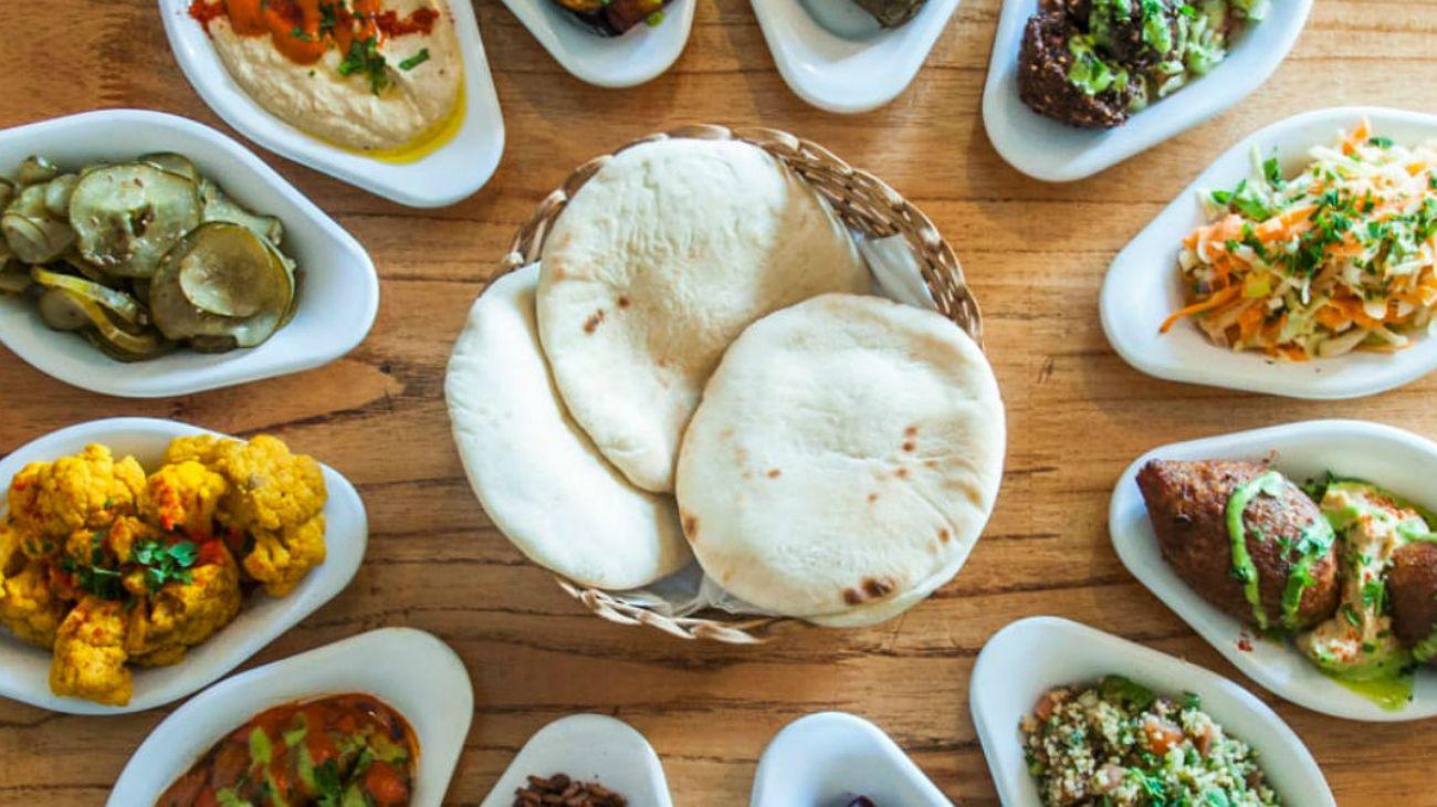 Lo mejor de la cocina israelí.