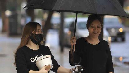 El uso de barbijos al aire libre dejará de ser obligatorio desde el 1 de octubre.