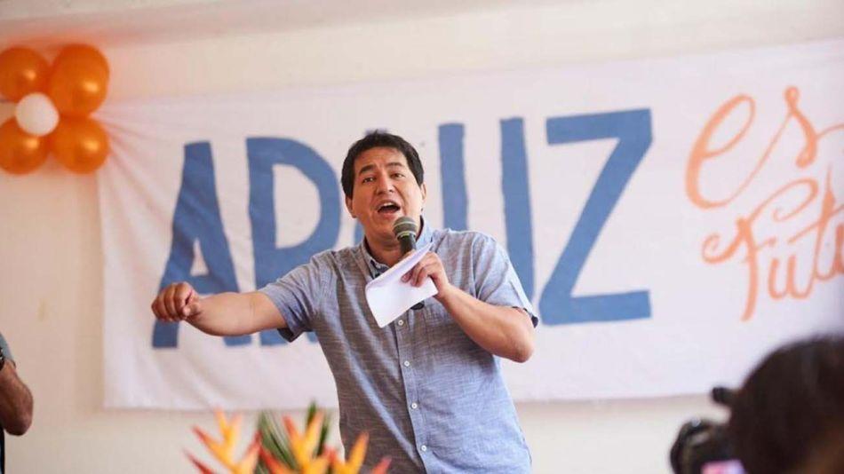 Andrés Aráuz 20201211