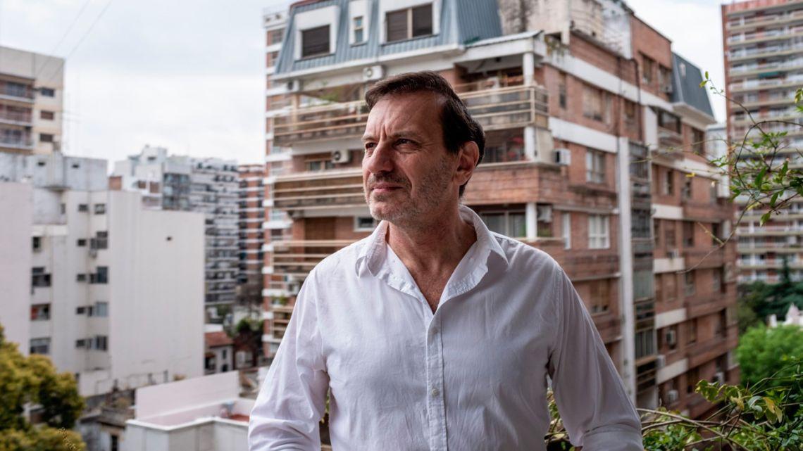 Sergio Bono, ex pilot for Latam Airlines.