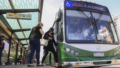 Aumentos. Habrá actualización en transporte aunque en línea con los salarios, según Meoni.