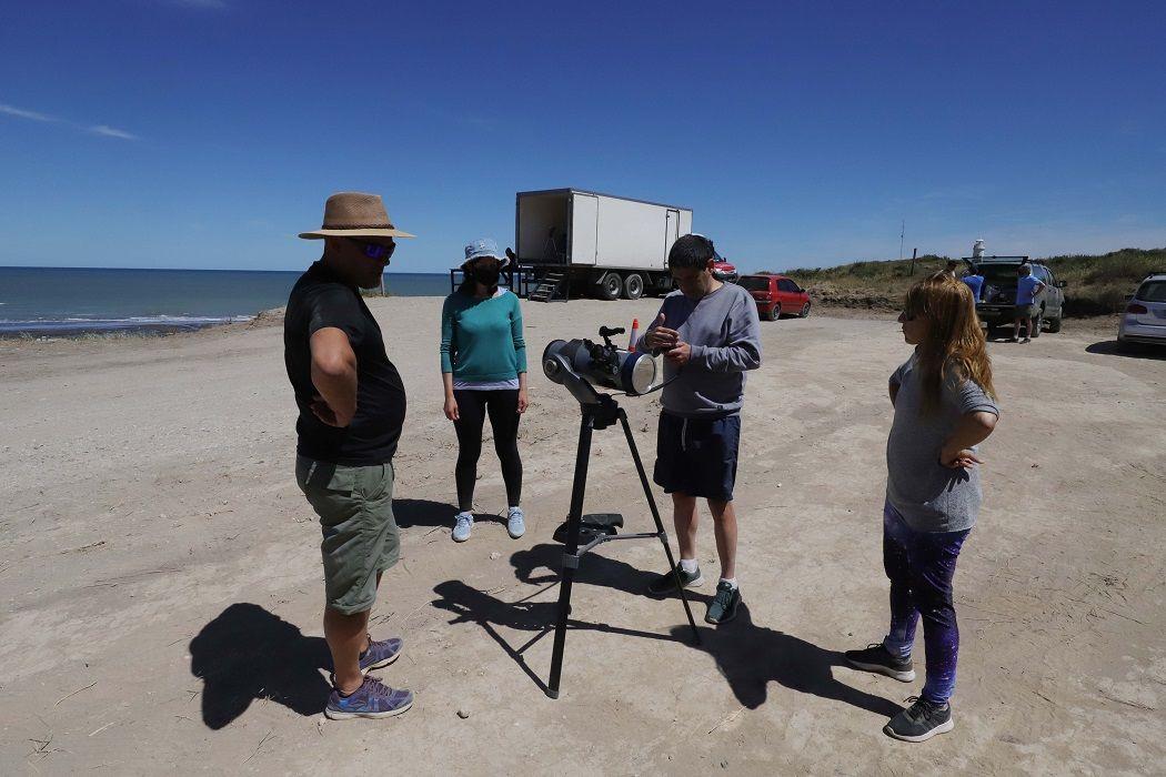 Eclipse Solar en la Patagonia: un operativo de seguridad vial y protección sanitaria será desplegado en Río Negro y Neuquén.