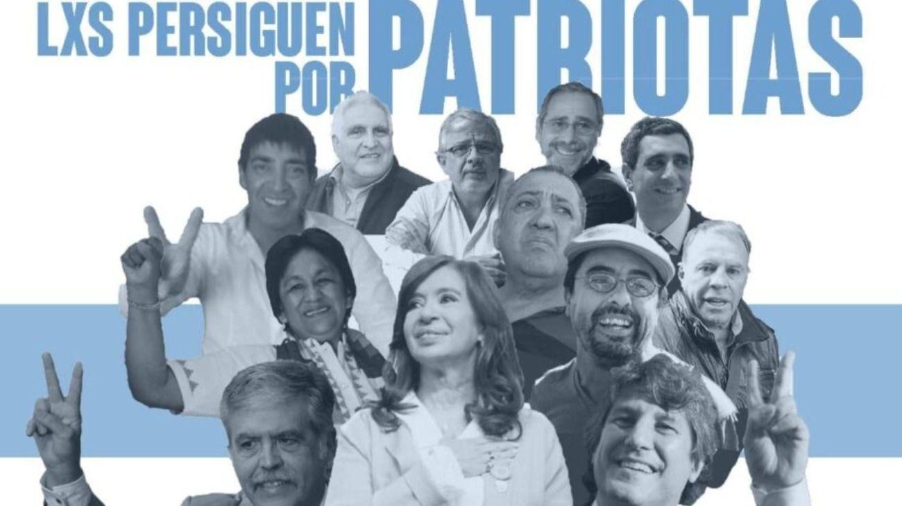 La convocatoria a movilizarse es este lunes 14 de diciembre, en Avenida de Mayo y 9 de Julio.