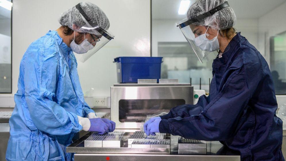 TESTEOS. En toda la provincia habrá 11 centros donde testearán con el Neokit Plus