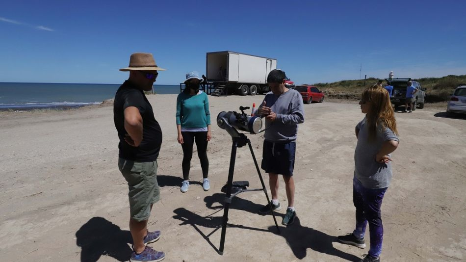 Operativos en Río Negro y Neuquén por el eclipse total de sol, que también podrá verse por YouTube