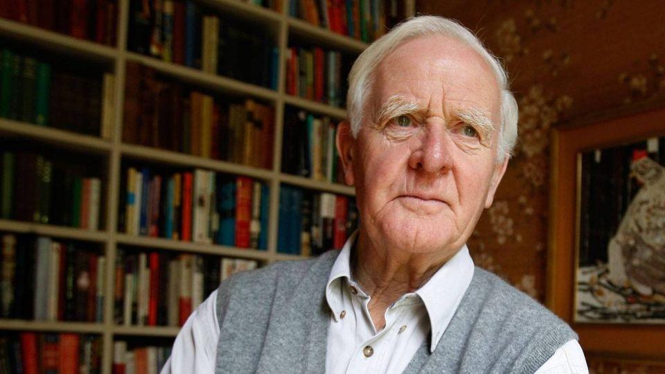 El autor británico John Le Carré