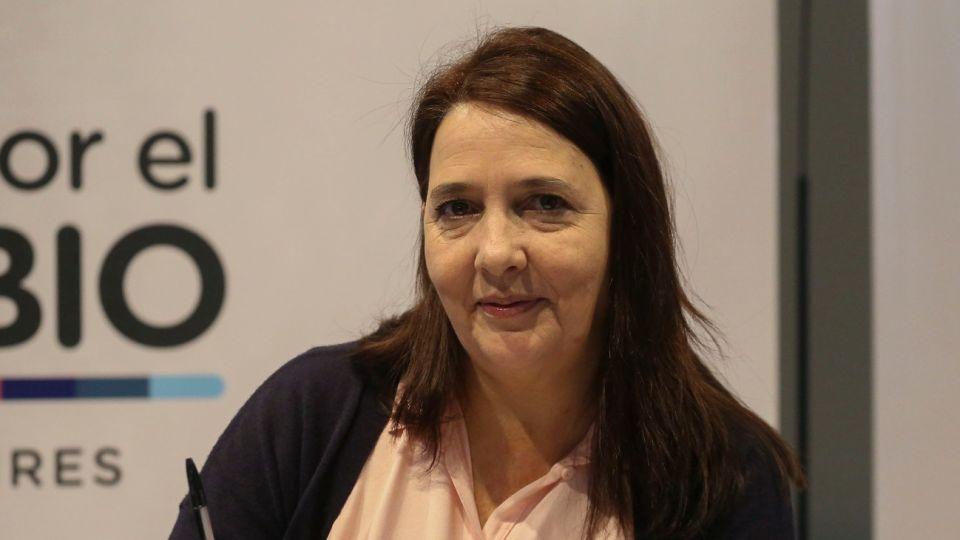 María Luján Rey, diputada nacional de Juntos por el Cambio.