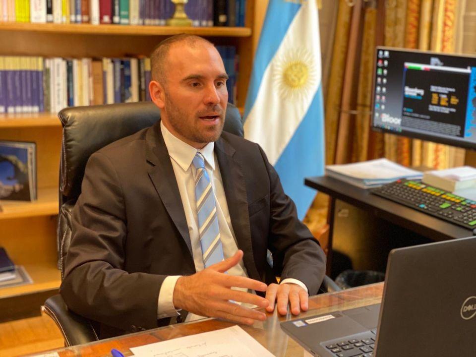 Martín Guzmán FMI Club de París