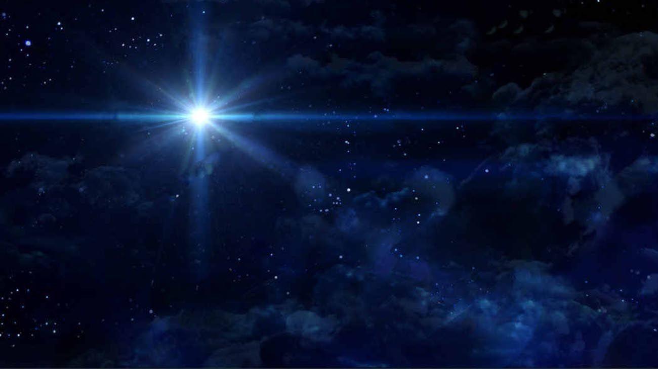 Estrella de Belén conjunción de Júpiter y Saturno