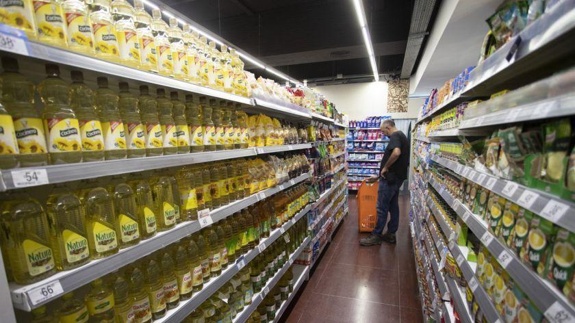 El consumo privado fue uno de los factores que impulsó un aumento de la actividad.