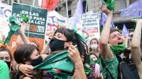 Marcha a favor del aborto legal