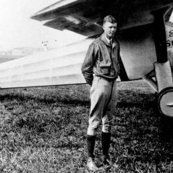 Ya desde muy joven Lindbergh soñaba con ser un gran aviador.