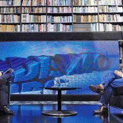 Jorge Fontevecchia entrevista al gobernador de Entre Ríos, Gustavo Bordet.