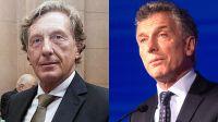 Eduardo Farah y Mauricio Macri 20201215
