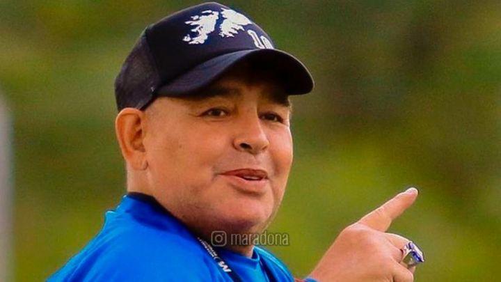 Apareció una novia cubana de 16 años de Diego Armando Maradona