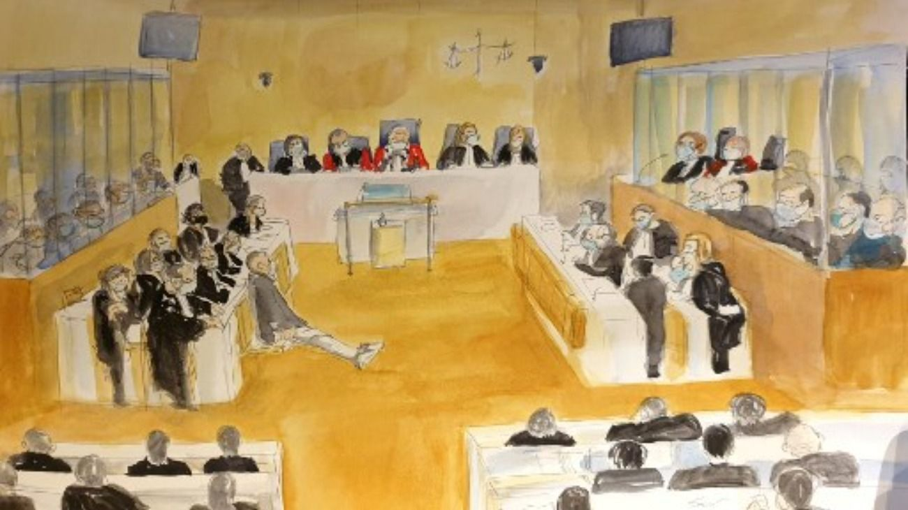 El juicio contra los 14 acusados por los atentados terroristas contra la revista satírica Charlie Hebdo y un supermercado judío en 2015.