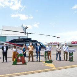 Autoridades salteñas presentaron la nueva propuesta turística de la provincia.