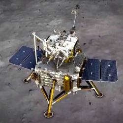 China logró cumplir con el objetivo de la misión, aunque para ello tuvo que dejar el lander en la Luna.