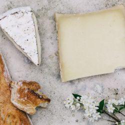 La tabla de quesos perfecta.