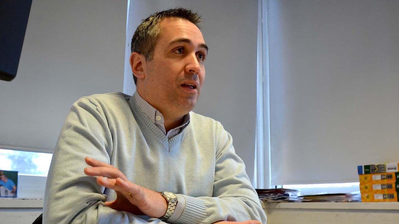diputado neuquino Francisco Sánchez