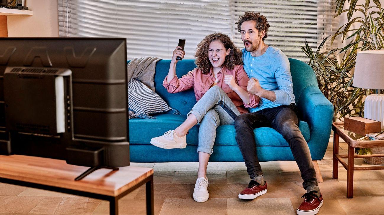 DIRECTV GO ofrece la posibilidad de combinar el paquete de programación básica con premiums como HBO, Fox Premium y/o Pack Fútbol