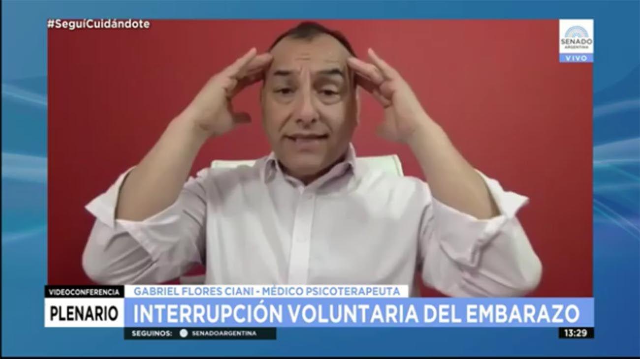 Gabriel Lopez CIANI medico.