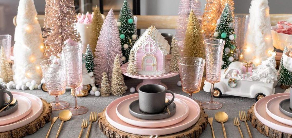 Deco: 5 consejos prácticos para lograr una gran mesa navideña
