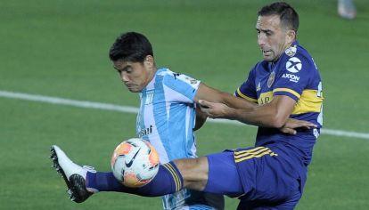 Racing y Boca se vuelven a cruzar en la Copa Libertadores.