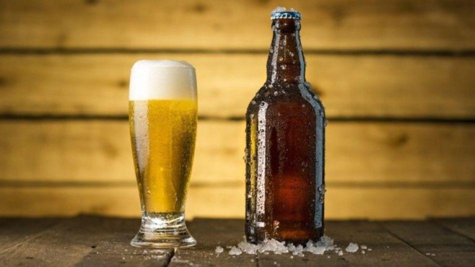 Industria de cerveza.