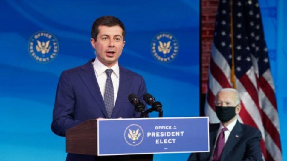 El próximo secretario de Transportes de Biden, Pete Buttigieg, será el primer homosexual en el Gabinete estadounidense.