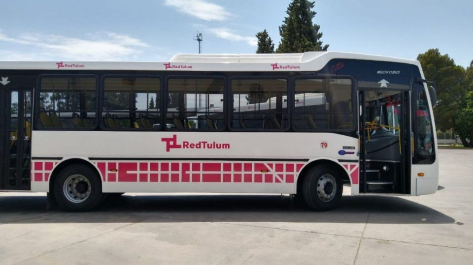 Transporte RedTulum San Juan
