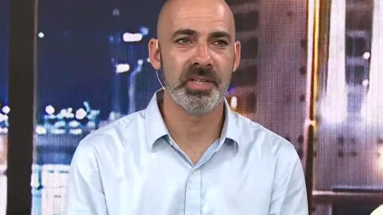 El pediatra y exdirector del Hospital Garrahan, Carlos Kambourian.