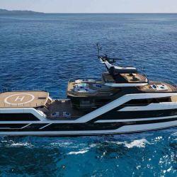 El diseño de todo el buque puede cambiar según lo que desee el cliente.