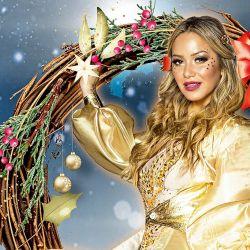 Una mágica Navidad   Foto:Cedoc