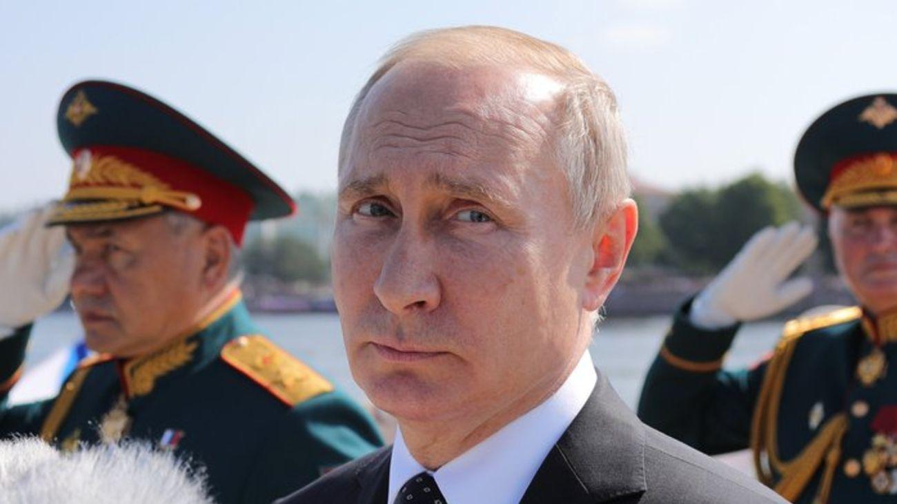 El líder de la Federación Rusa, Vladimir Putin