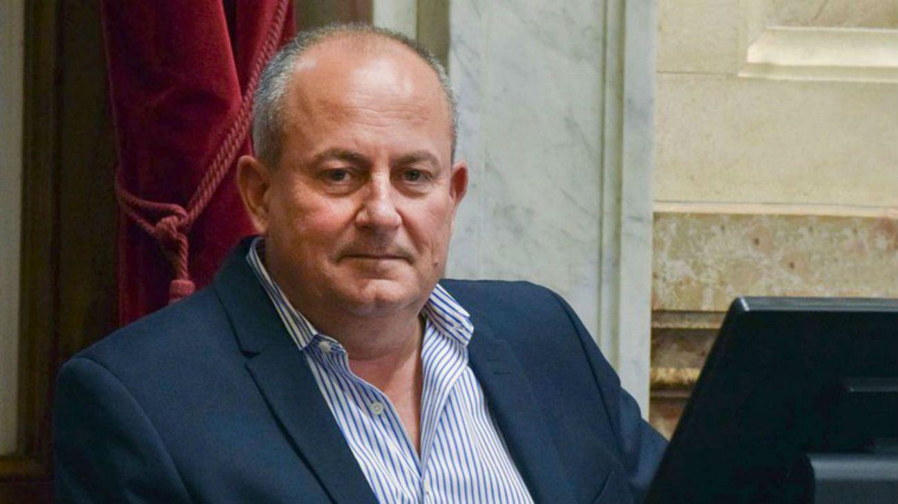 El senador radical Juan Carlos Marino.